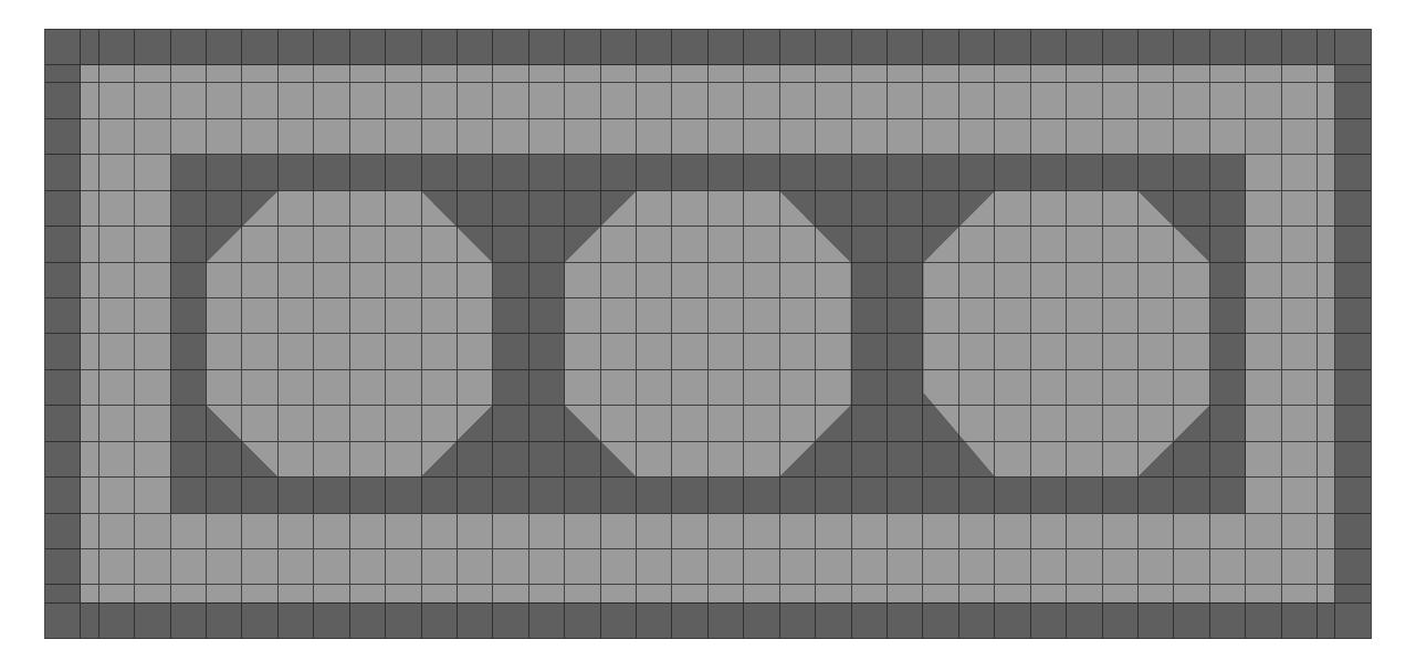 Nieuwe dojo Keumgang met een op maat gemaakte puzzelmat van TatamiX